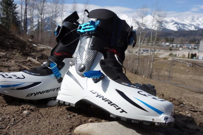 Dynafit racing ski boots