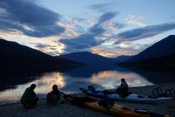 Bowron Lakes CanoeCircuit