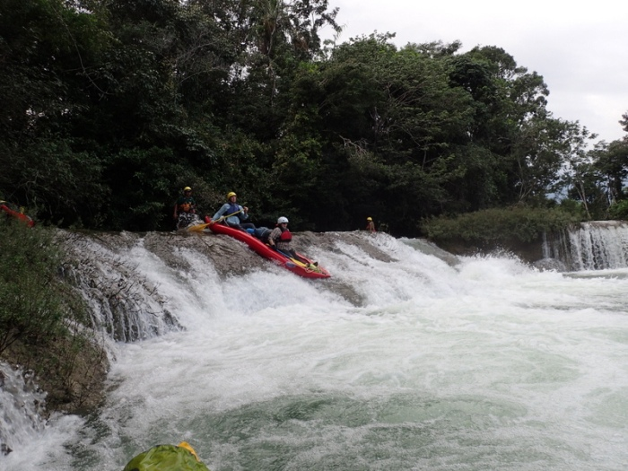Belize Whitewater Jungle