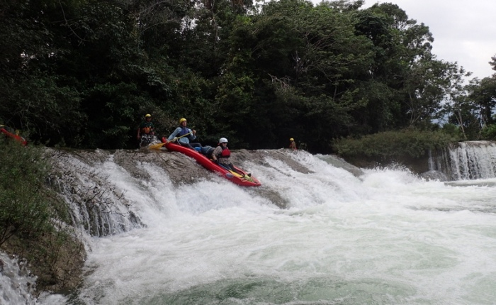 Belize Whitewater Jungle