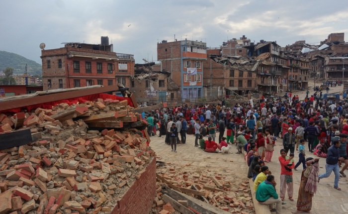 Surviving the Nepal Earthquake