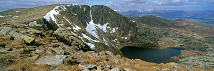 Lochnagar Photo credit: http://www.scotlandinprint.co.uk/