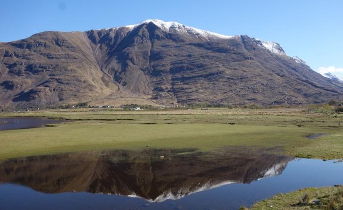Walking across Scotland – the TGOChallenge