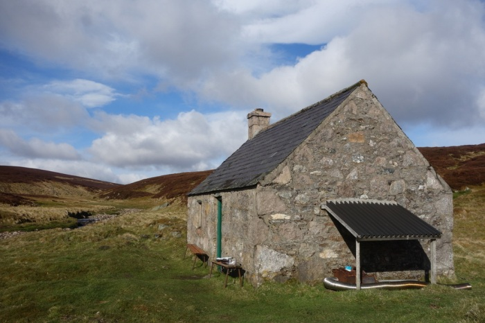 Shielin of Mark Bothy