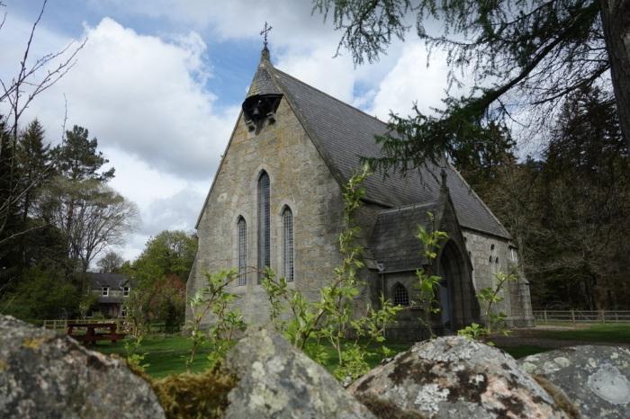Tarfside's St Drostan's