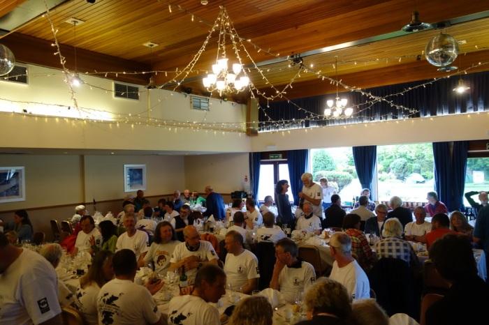 Celebration dinner in Montrose
