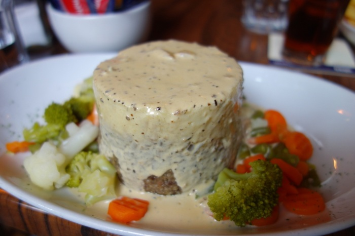 Who knew haggis could be so decadent?