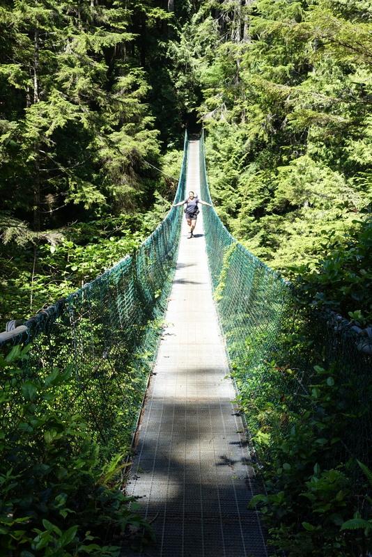 The bridges are so fun!