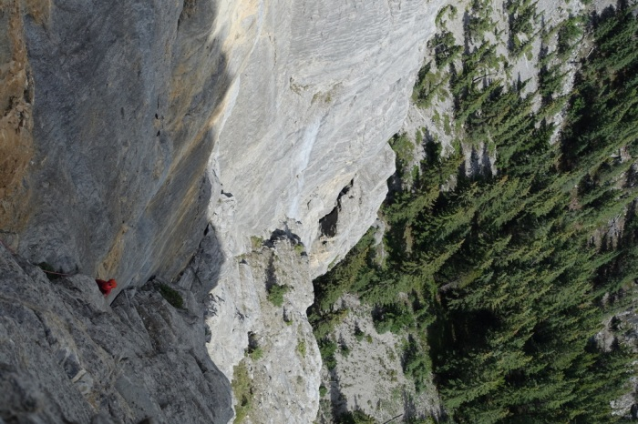 Climbing in theGhost