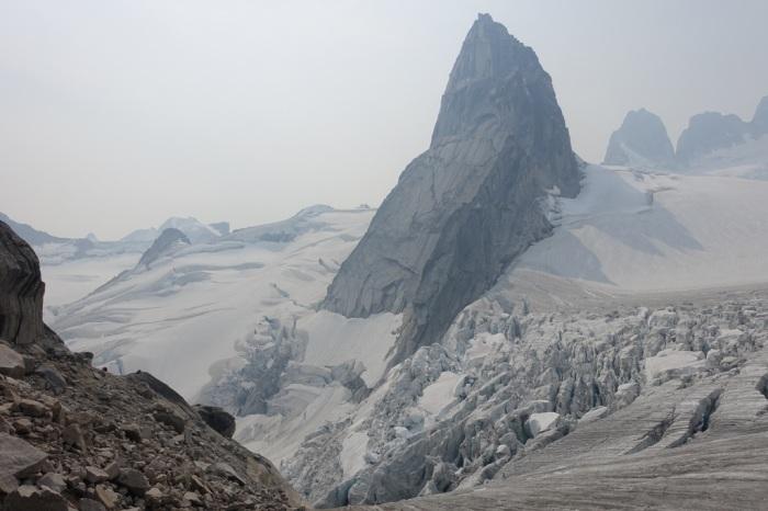 Majestic granite spires