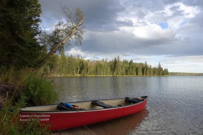 Kinnaird Lake
