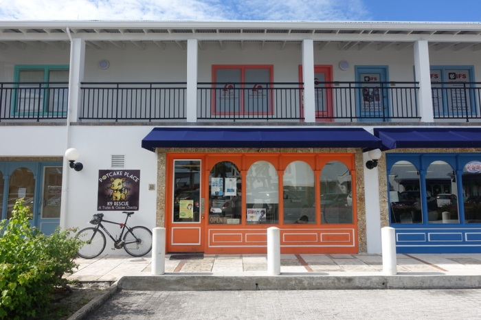 Potcake Place in Providenciales, Turks and Caicos Islands