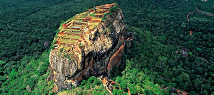 Rock Fortress of Sigiriya