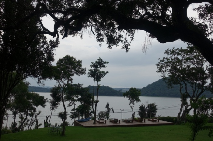 Views from Deer Park hotel