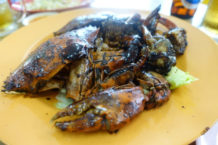 Cracked Crab at Eng Seng
