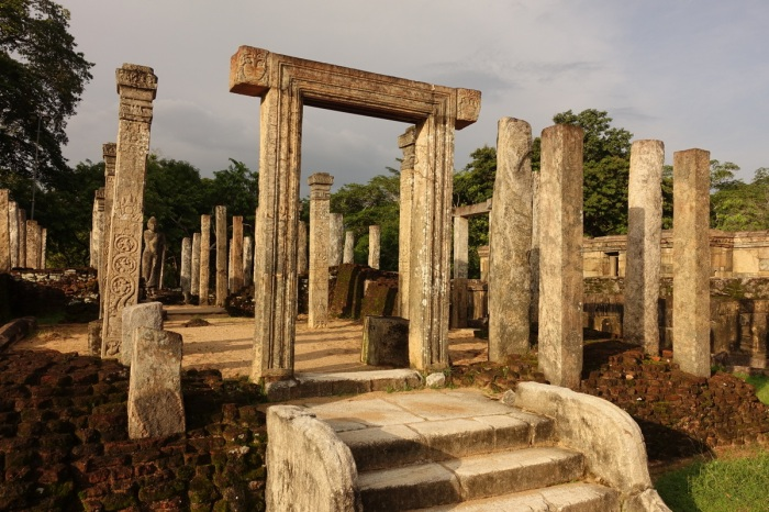 Polonnaruwa, the 10th Century capital