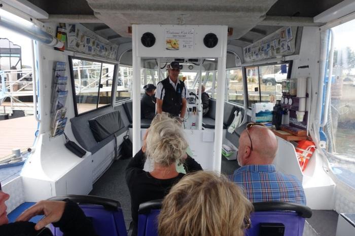 East Coast Cruises' Skipper Steve