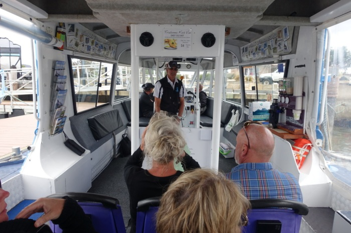 East Coast Cruises' Skipper Steve