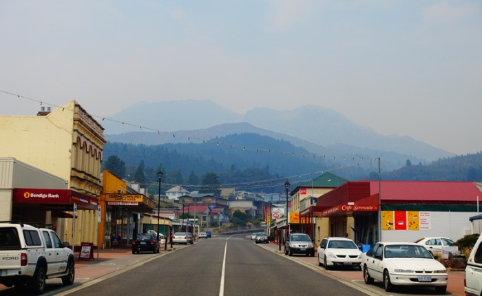 The richest mining town in the world