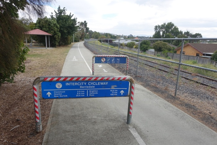 Hobart's InterCity Cycleway
