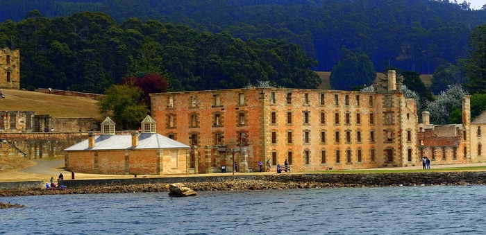 The life of a convict – World Heritage Site Port Arthur