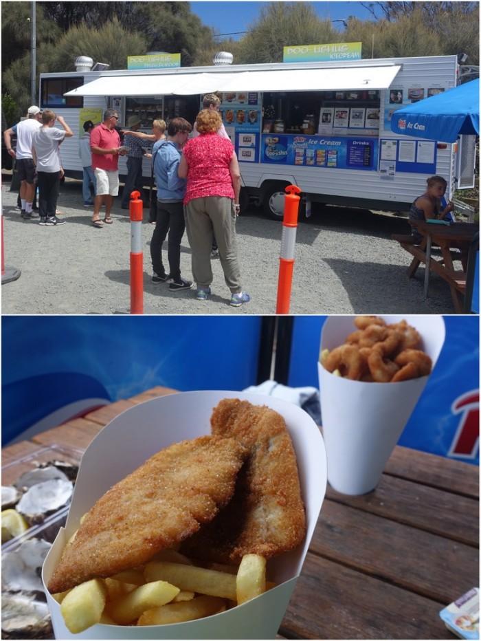 Doo-Lischus Seafood Truck