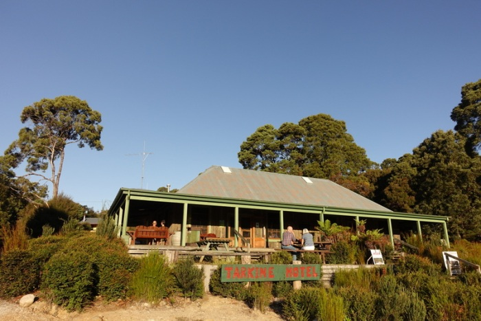 Corinna's Tarkine Hotel (and General Store)