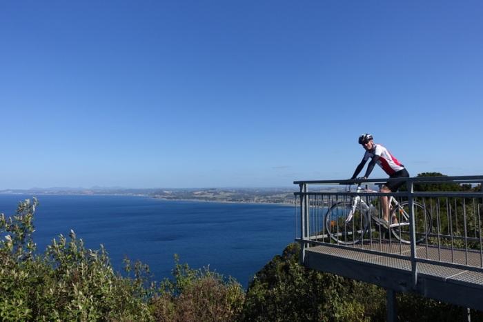 I made it to Tasmania's north coast!