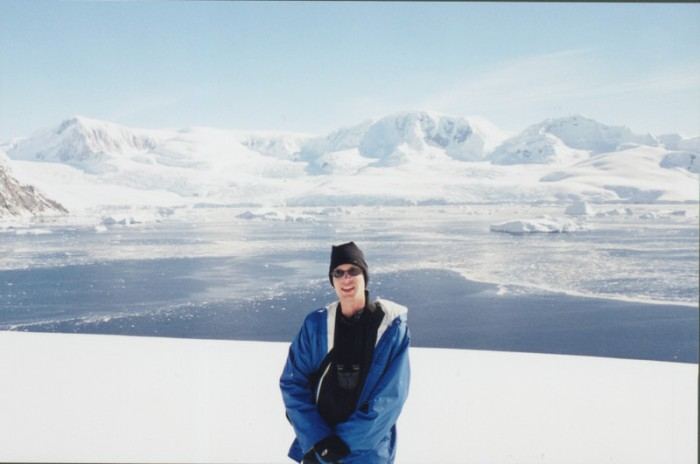 Antarctica, 2002 - An other-worldly experience.