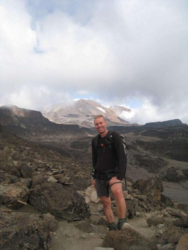 Tanzania, 2009 - Climbing Kilimanjaro