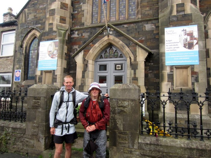 England, 2012 - Walking across the country from coast to coast with my brother