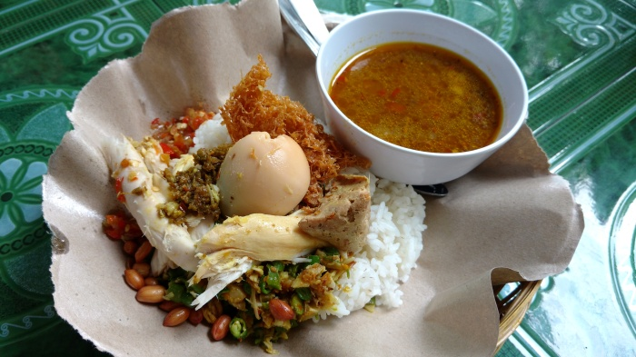 Nasi Goreng - Indonesia's national dish