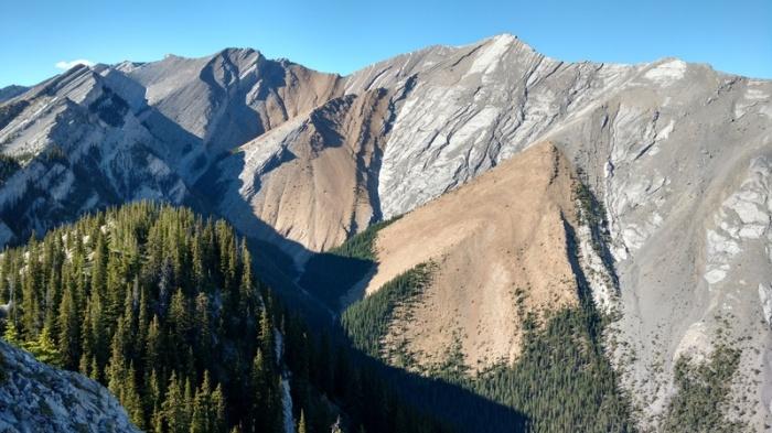 Classic front range Rockies limestone
