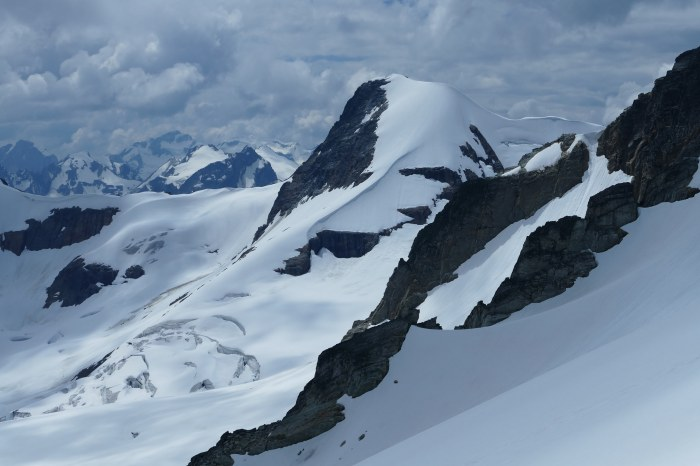 July - mountaineering in BC with the ACC