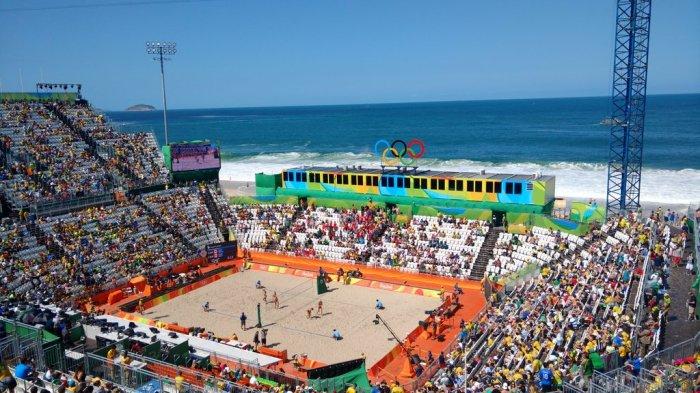 August - Rio Summer Olympics!
