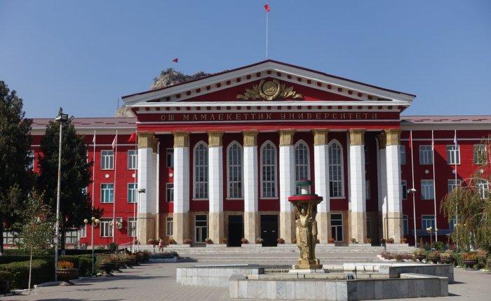 Osh, Kyrgyzstan