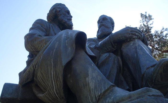 Bishkek, City of CommunistMonuments