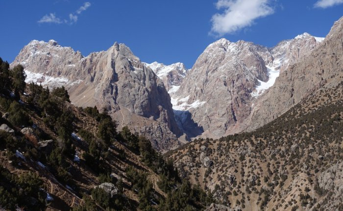 Tajikistan's Fantastic FannMountains