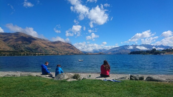 Wanaka, New Zealand's most picturesque town?