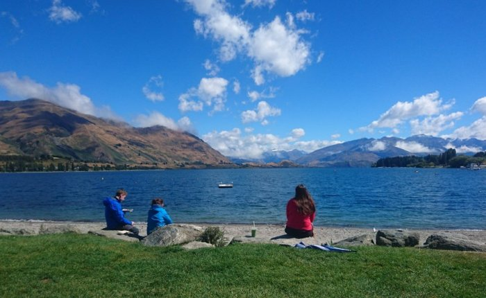 Wanaka, New Zealand's most picturesquetown?