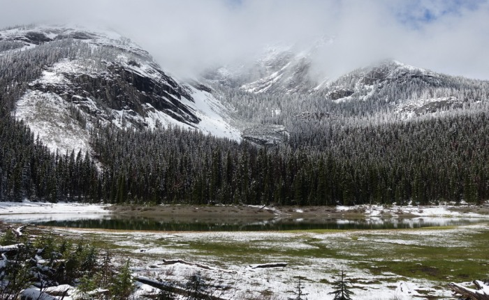 GDT – Snowstorm