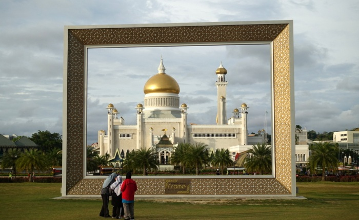 Visiting Brunei as Coronavirus Fears Accelerate