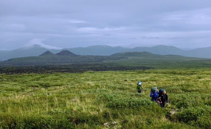 Edziza – A Volcanic BackpackingTrip